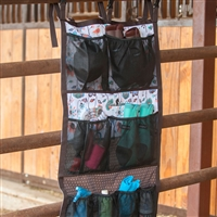 Classic Equine® Hanging Groom Case - In Bloom