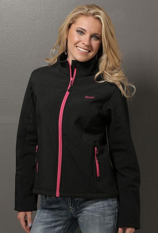 Ladie S Cruel Girl 174 Black Bonded Jacket
