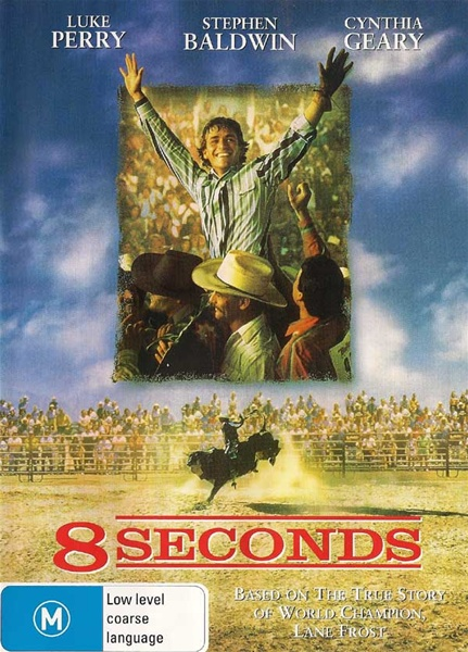 8 Seconds - Lane Frost DVD