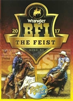 2017 Bob Feist Invitational Team Roping Classic DVD