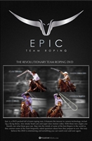 EPIC Team Roping DVD