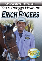 Team Roping Heading with Erich Rogers DVD