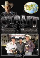 George Strait Team Roping 2014 DVD