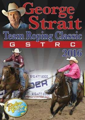 George Strait Team Roping 2016 DVD