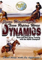 Jason Hershberger Team Roping Horse Dynamics DVD