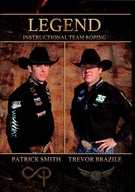 LEGEND Instructional Team Roping DVD