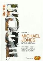 "Michael Jones ""On The Edge"" DVD"