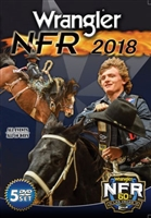 2018 Wrangler NFR - National Finals Rodeo DVD Set