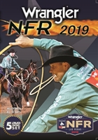 2019 Wrangler NFR - National Finals Rodeo DVD Set
