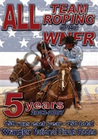 Wrangler National Finals Rodeo 2003-2007 Team Roping DVD