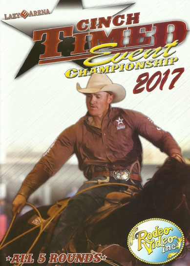2017 CINCH® Timed Event Championships DVD