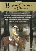 Vaquero Series Volume#10 - Bayou Cowboys of Louisiana