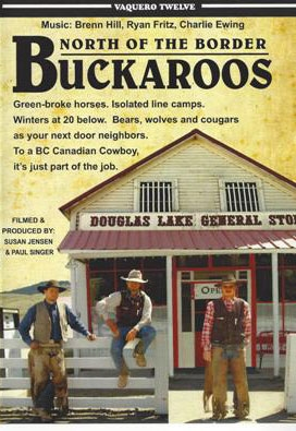 Vaquero Series Volume#12 - North of the Border Buckaroos