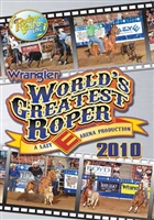 World's Greatest Roper 2010 DVD