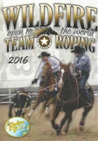 Wildfire Open to the World Team Roping 2015 DVD
