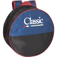 Classic Equine® Kids Rope Bag - Navy & Red