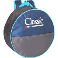 Classic Equine® Kids Rope Bag - Navy & Turquoise