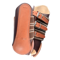 Classic Equine® Leather Splint Boots