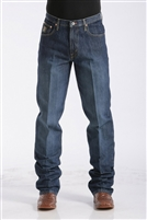 Cinch Black Label Dark Stonewash Jeans