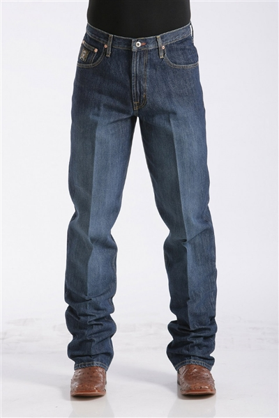 Cinch® Black Label Dark Stonewash Jeans