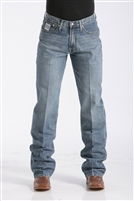 Cinch White Label Light Stonewash Jeans