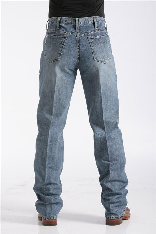 Cinch White Label Light Stonewash Jeans