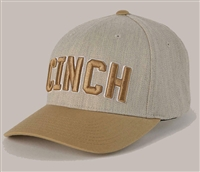Cinch® Men's Flex Fitted Ball Cap
