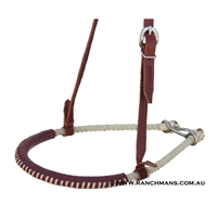 Ranchman's Single Rope Tiedown Noseband