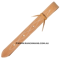 Ranchman's Leather Offside Billet