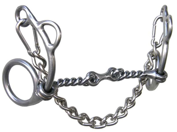 Professional's Choice® Equisential™ Route 66 Twisted Wire Dog Bone Bit