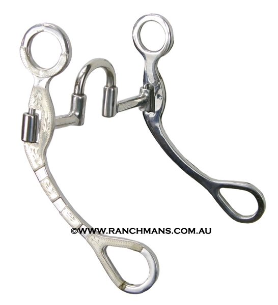 Ranchmans Engraved Stainless Correction Bit