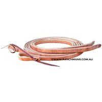 Ranchman's Hermann Oak Leather Split Reins