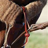 Martin Saddlery® Leather Tiedown Hobble w/Button