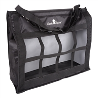 Classic Equine® Top Load Hay Bag - Black
