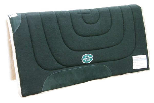 Diamond Wool® Sagebrush Cutter Saddle Pad
