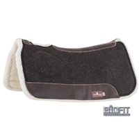 Classic Equine® BioFit Fleece Correction Saddle Pad