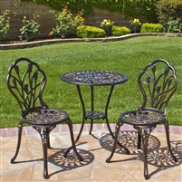 Tulip Design Bistro Set