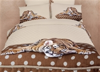 Sleepy Tiger - Dolce Mela Twin XL Duvet Sheet Set