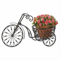 Bicycle Flower Holder