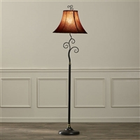Contemporary Tall Floor Lamp