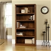 5 Shelf Bookcase in Oiled Oak Finish