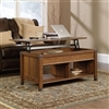 Lift Top Coffee Table by Sauder in Washington Cherry Finish