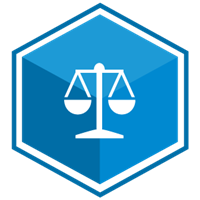 VCS Intelligent Workforce Management Court Alert icon refers to what is viewed when you receive a message alerting a court date.