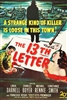 The 13th Letter (1951) Otto Preminger; Linda Darnell, Charles Boyer, Michael Rennie