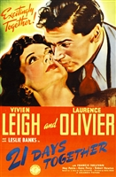 21 Days Together (1940) Basil Dean; Laurence Olivier, Vivien Leigh