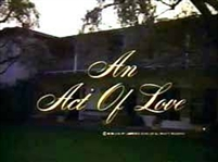 An Act of Love - The Patricia Neal Story (1981) Glenda Jackson, Dirk Bogarde