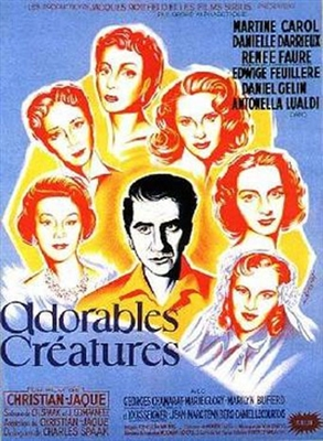 Adorables Creatures (1952) Christian-Jaque; Daniel Gelin, Danielle Darrieux