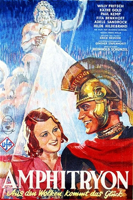 Amphitryon (1935) Reinhold Schunzel;  Willy Fritsch, Kathe Gold