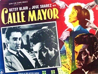 Calle Mayor (The Lovemaker) (1956) Juan Antonio Bardem; Betsy Blair