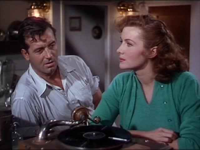 Image result for rhonda fleming john payne